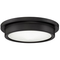 Quoizel TMN1614OI Terminal LED 14 inch Oil Rubbed Bronze Flush Mount Ceiling Light