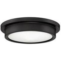 Quoizel TMN1614OI Terminal LED 14 inch Oil Rubbed Bronze Flush Mount Ceiling Light