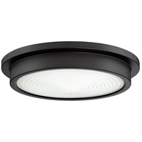 Quoizel TMN1616OI Terminal LED 16 inch Oil Rubbed Bronze Flush Mount Ceiling Light