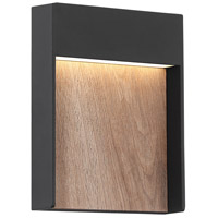 Quoizel TPS8407EK Tempest LED 9 inch Earth Black Outdoor Wall Lantern