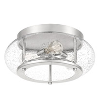 Quoizel TRG1616BN Trilogy 3 Light 16 inch Brushed Nickel Flush Mount Ceiling Light alternative photo thumbnail