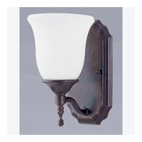 Quoizel Lighting Tritan 1 Light Bath in Copper Bronze TT8741CU photo thumbnail