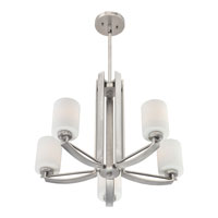 Quoizel TY5005AN Taylor 5 Light 25 inch Antique Nickel Chandelier Ceiling Light alternative photo thumbnail