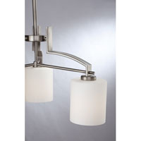 Quoizel Lighting Taylor 3 Light Chandelier in Antique Nickel TY5103AN alternative photo thumbnail
