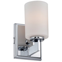 Quoizel Lighting Taylor 1 Light Bath Vanity in Polished Chrome TY8601C
