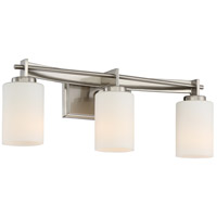 Quoizel TY8603BN Taylor 3 Light 21 inch Brushed Nickel Bath Light Wall Light alternative photo thumbnail