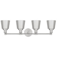 Quoizel UNIM8604BN Union 4 Light 32 inch Brushed Nickel Bath Light Wall Light