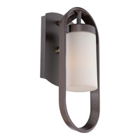 Quoizel Lighting Uptown Belmont 1 Light Outdoor Wall Lantern in Western Bronze UPBT8307WT