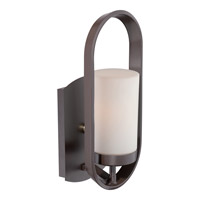 Quoizel Uptown Belmont 1 Light Outdoor Wall Lantern in Western Bronze UPBT8307WTFL