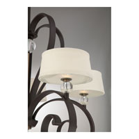 Quoizel Uptown Madison Manor 5 Light Chandelier in Western Bronze UPMM5005WT alternative photo thumbnail