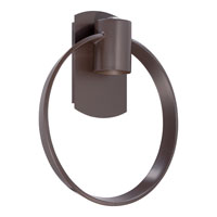 Quoizel Lighting Uptown Theater Row 1 Light Outdoor Wall Lantern in Western Bronze UPTR8413WT