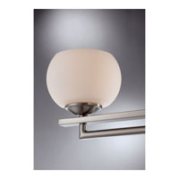 Quoizel Lighting Vance 3 Light Bath Vanity in Brushed Nickel VN8603BN alternative photo thumbnail
