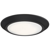Quoizel VRG1608OI Verge LED 8 inch Oil Rubbed Bronze Flush Mount Ceiling Light