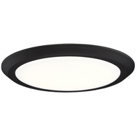 Quoizel VRG1616OI Verge LED 16 inch Oil Rubbed Bronze Flush Mount Ceiling Light
