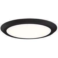 Quoizel VRG1616OI Verge LED 16 inch Oil Rubbed Bronze Flush Mount Ceiling Light