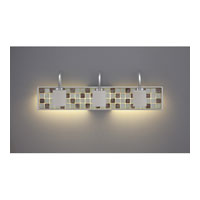Quoizel Lighting Vetreo Retro 3 Light Bath in Polished Chrome VTRT8603C alternative photo thumbnail