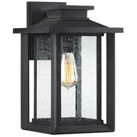 Quoizel WKF8409EK Wakefield 1 Light 14 inch Earth Black Outdoor Wall Lantern