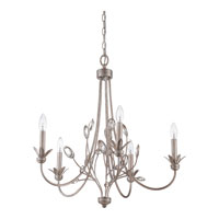Quoizel WSY5005IF Wesley 5 Light 26 inch Italian Fresco Chandelier Ceiling Light alternative photo thumbnail