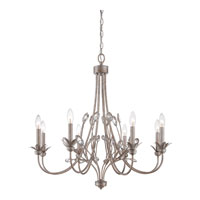 Quoizel Wesley 8 Light Chandelier in Italian Fresco WSY5008IF alternative photo thumbnail