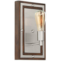 Quoizel WTY8701BN Westerly 1 Light 8 inch Brushed Nickel Wall Sconce Wall Light Naturals