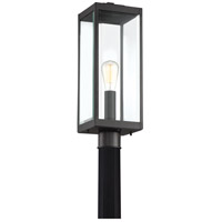 Quoizel WVR9007EK Westover 1 Light 21 inch Earth Black Outdoor Post Lantern  alternative photo thumbnail