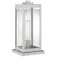 Quoizel WVR9106SS Westover 1 Light 16 inch Stainless Steel Outdoor Pier Lantern