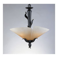 Quoizel Lighting Yuma 3 Light Pendant in Imperial Bronze YU1768IB