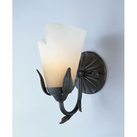Quoizel Lighting Yuma 1 Light Wall Sconce in Imperial Bronze YU8679IB