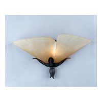 Quoizel Lighting Yuma 1 Light Wall Sconce in Imperial Bronze YU8710IB