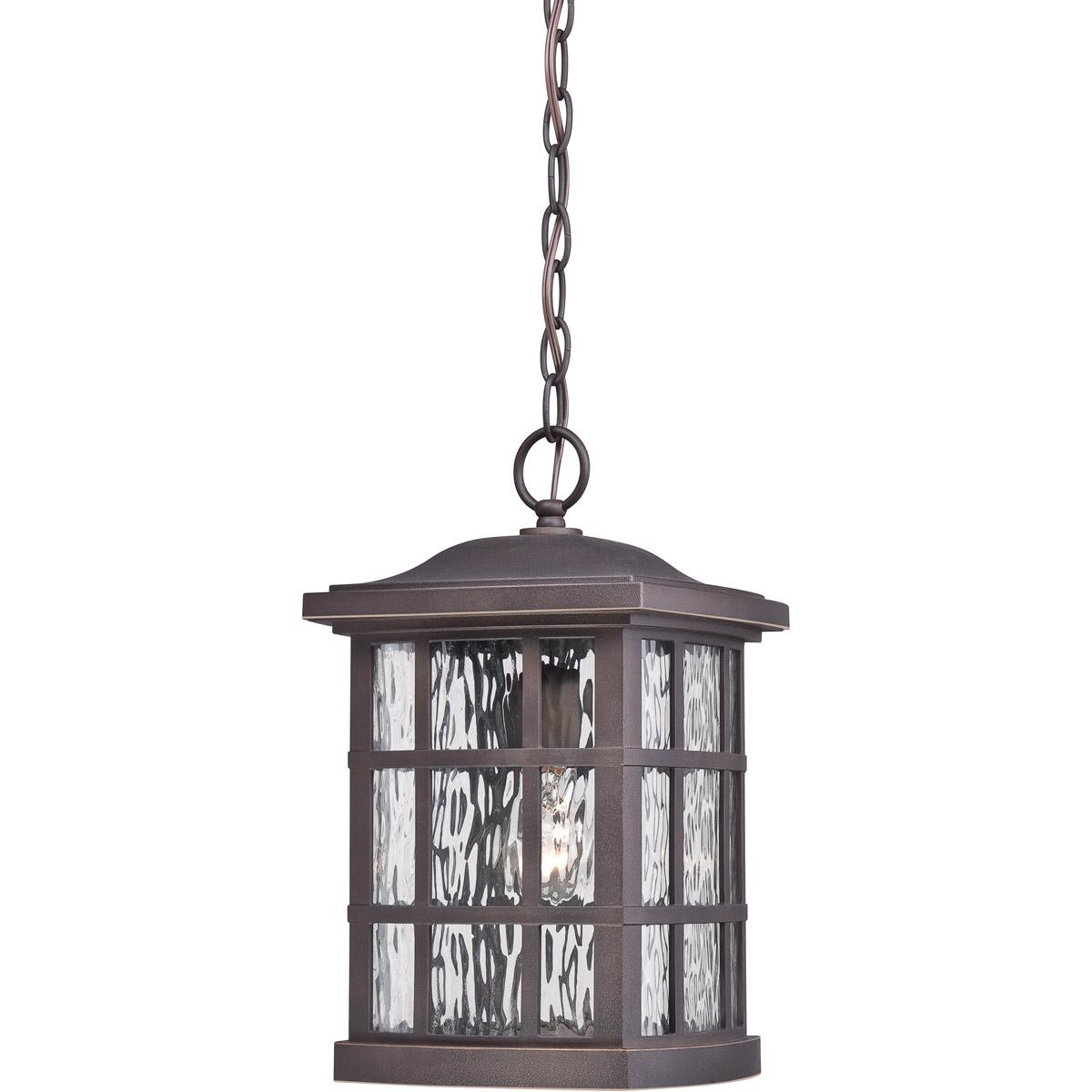 Stonington 1 Light Outdoor Hanging Lantern, Hanging Lantern