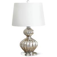 Regina Andrew 13-1028AM Ripple 25 inch 150.00 watt Antique Mercury Table Lamp Portable Light