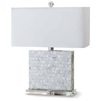 Natural Mother Of Pearl Table Lamps