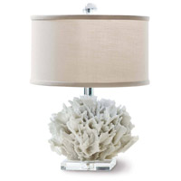 Resin Coral Table Lamps