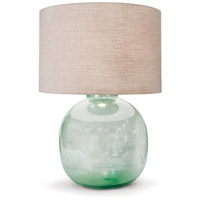 Seeded Glass Table Lamps