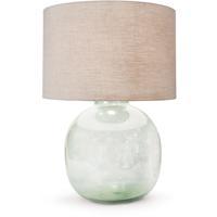 Regina Andrew 13-1056 Seeded 26 inch 150.00 watt Green Table Lamp Portable Light