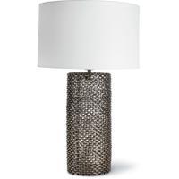 Regina Andrew 13-1102 Chain Link 29 inch 100.00 watt Antique Brass Table Lamp Portable Light