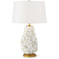 Regina Andrew 13-1257 Alice 26 inch 150.00 watt White Table Lamp Portable Light