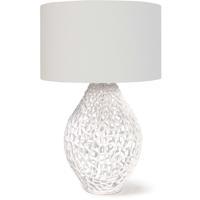 Regina Andrew 13-1261WT Jett 27 inch 150.00 watt White Table Lamp Portable Light
