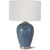 Regina Andrew 13-1266IND Presley 27 inch 150.00 watt Indigo Table Lamp Portable Light