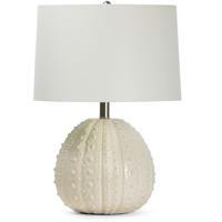 Regina Andrew 13-1354WT Sanibel 21 inch 100.00 watt White Table Lamp Portable Light