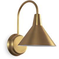 Regina Andrew 15-1121NB Dublin 1 Light 8 inch Natural Brass Sconce Wall Light