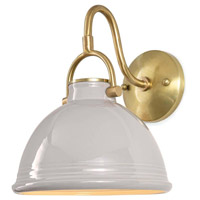 Regina Andrew 15-1124GRY Eloise 1 Light 10 inch Grey Sconce Wall Light