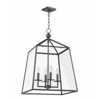 Regina Andrew 16-1010ORB Coastal Living Cachet 4 Light 18 inch Oil Rubbed Bronze Ceiling Lantern Ceiling Light