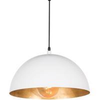 Regina Andrew 16-1090WT Sigmund 1 Light 15 inch White Pendant Ceiling Light Small
