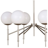 Regina Andrew 16-1139PN Bodie 6 Light 32 inch Polished Nickel Chandelier Ceiling Light alternative photo thumbnail