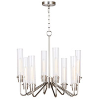 Regina Andrew 16-1150PN Neo 8 Light 24 inch Polished Nickel Chandelier Ceiling Light, Small photo thumbnail