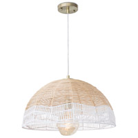 Regina Andrew 16-1153 Dalilah 1 Light 26 inch Natural Pendant Ceiling Light