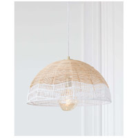 Regina Andrew 16-1153 Dalilah 1 Light 26 inch Natural Pendant Ceiling Light alternative photo thumbnail