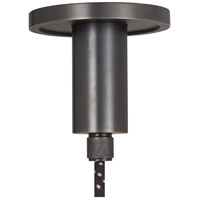 Regina Andrew 16-1156ORB Fillmore 1 Light 2 inch Oil Rubbed Bronze Pendant Ceiling Light alternative photo thumbnail