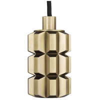 Regina Andrew 16-1157NB Clive 1 Light 3 inch Natural Brass Pendant Ceiling Light alternative photo thumbnail
